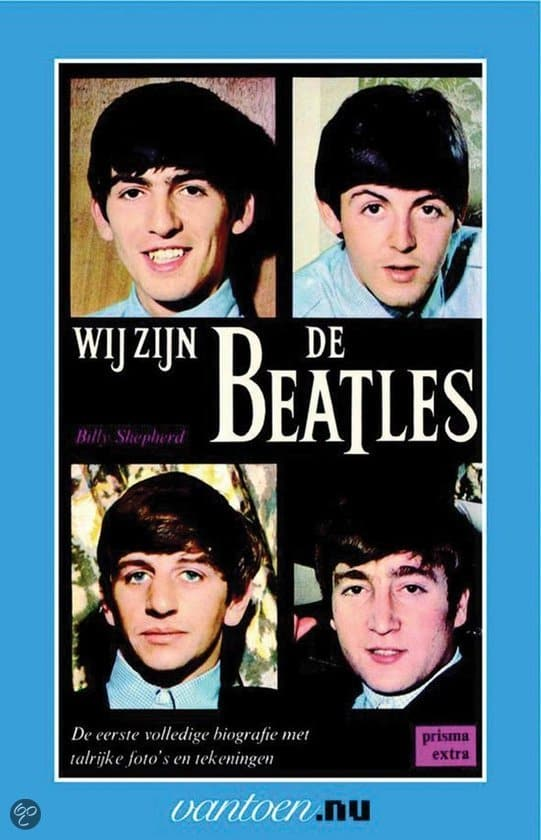 Biografie De Beatles - Wij Zijn De Beatles