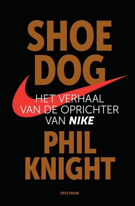 Shoe Dog - Phil Knight