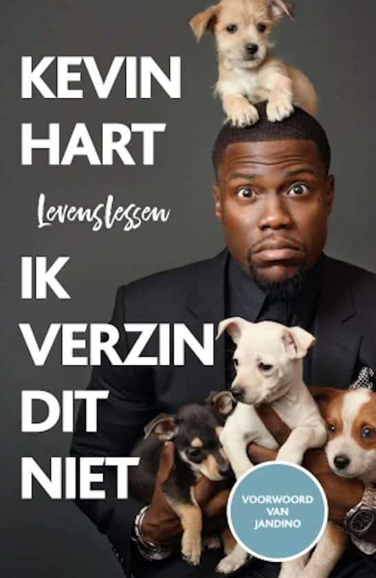 Kevin Hart - Ik verzin dit niet