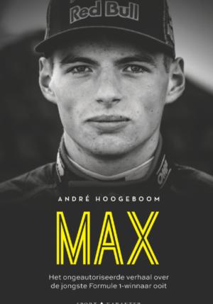 Max Verstappen - Andre Hoogeboom