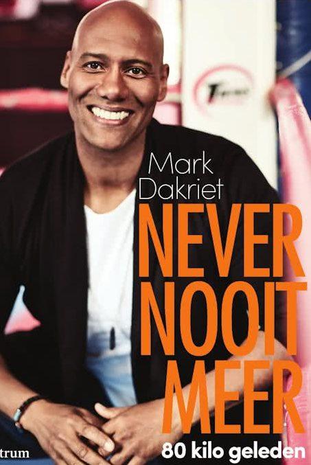 Mark Dakriet - Never nooit meer