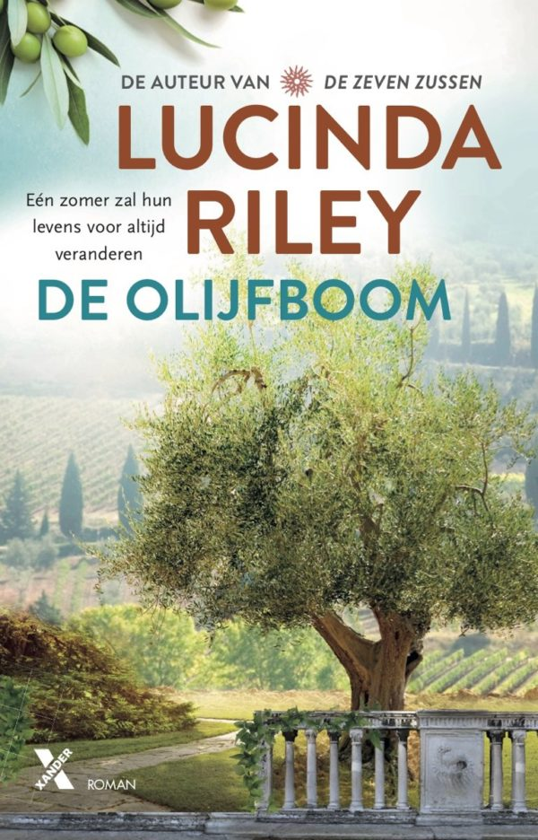 De olijfboom - 9789401610445