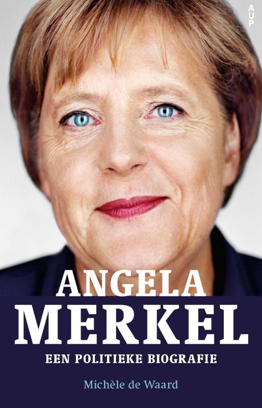 Angela Merkel - 9789462985728