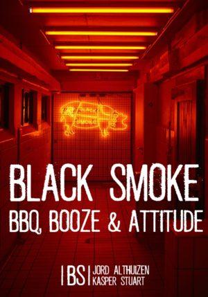 Black Smoke - 9789021570761