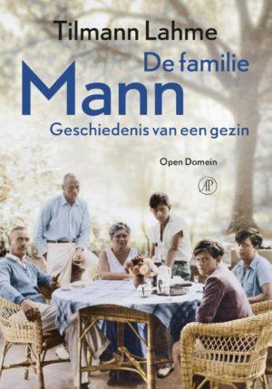 De familie Mann - 9789029507332