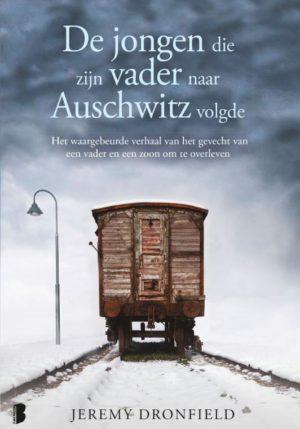 De jongen die zijn vader naar Auschwitz volgde - 9789022589724