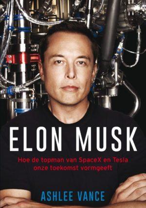 Elon Musk - 9789400507142