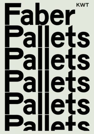 Faber Pallets - 9789023257349