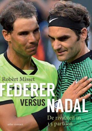 Federer versus Nadal - 9789045036663