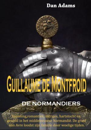 GUILLAUME DE MONTFROID - 9789402199826