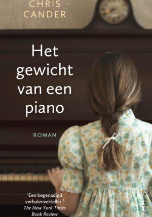 Het gewicht van een piano - 9789026348730
