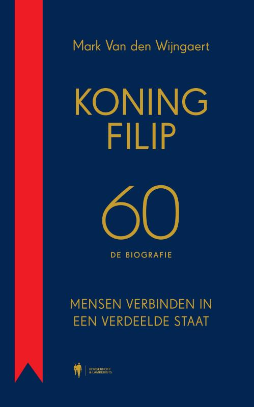 Koning Filip 60 - 9789463931663