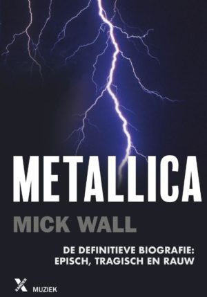 Metallica - 9789401610063