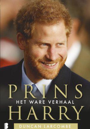 Prins Harry - 9789022582435