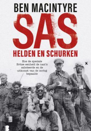 SAS: helden en schurken - 9789022589731