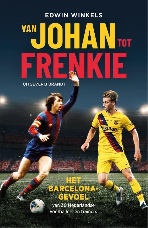 Van Johan tot Frenkie - 9789493095274