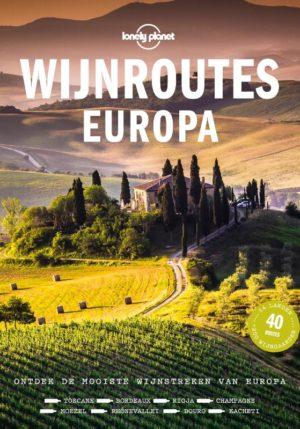 Wijnroutes Europa - 9789021574547