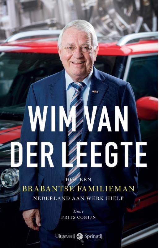 Wim van der Leegte - 9789082411829
