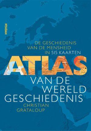 Atlas van de wereldgeschiedenis - 9789046827321