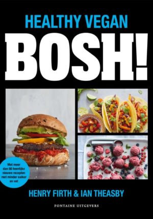 BOSH - Healthy Vegan - 9789464040081