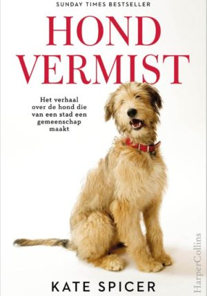 Hond vermist - 9789402706284