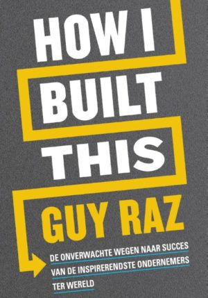 How I built this - 9789400511613