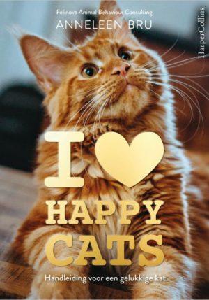 I Love Happy Cats - 9789402706345