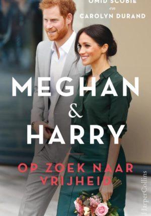 Meghan & Harry - 9789402706888