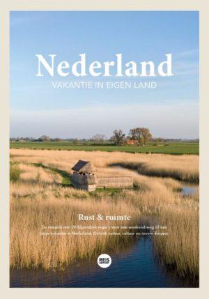Nederland - Vakantie in eigen land - 9789083042756