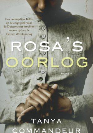 Rosa's oorlog - 9789026353758