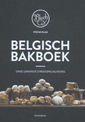 Belgisch bakboek - 9789492081735